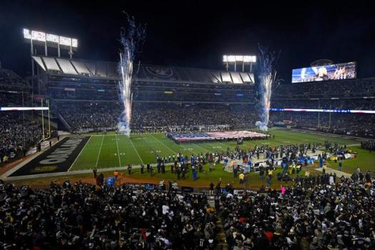 Raiders Denver SNF