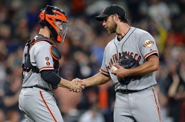 MLB: San Francisco Giants at San Diego Padres